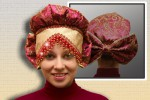 Русские народные головные уборы для женщин своими руками