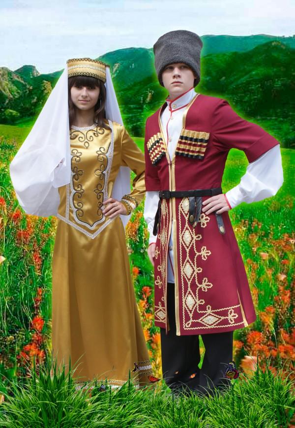 азербайджанские костюмы картинки сирии сложившие